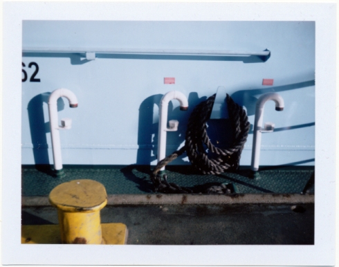 Polaroid Land Camera 320 - Fuji FP100C