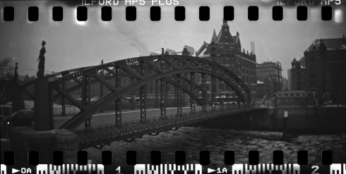 Sprocket Rocket - Ilford FP5 - Adonal 1+50
