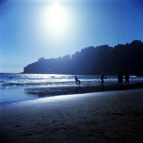 Kodak Portra 160 NC - Muir Beach, una delle spiagge più belle di sempre