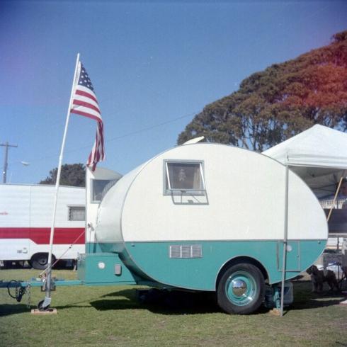 Kodak Portra 160 VC - Treasure Island Flea Market