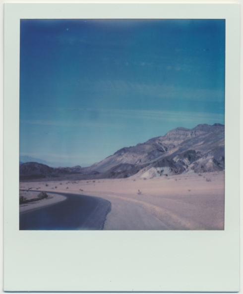Polaroid SX70 - Impossible Color SX70