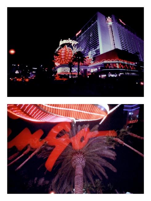 Las Vegas - LC-Wide - Cinestill 800Tungsten xpro c41